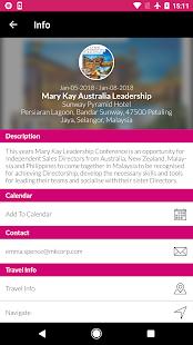 Mary Kay Events - náhled