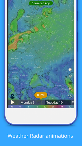 Weather Forecast - Weather Radar & Weather Widget screenshot 7