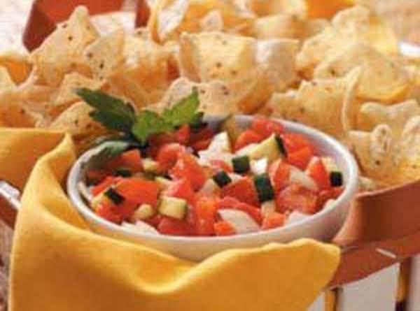 Zuchini Salsa Recipe