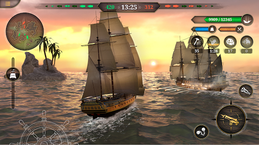 King of Sails: Naval battles 0.9.491 screenshots 1
