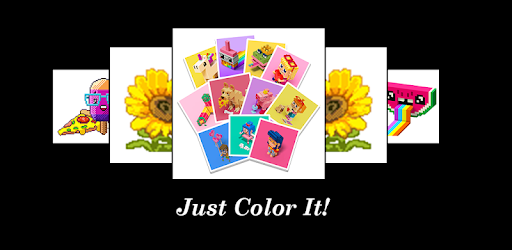 New Coloring Book 2018 - Paint By Number for PC