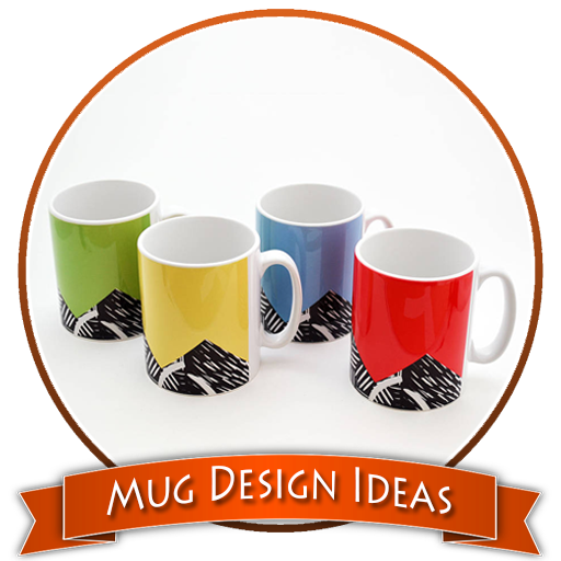 Mug Design Ideas Mug Design Ideas Screenshot