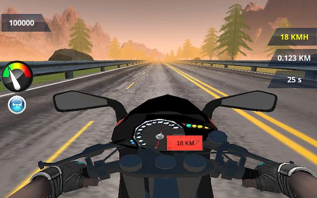 Highway Motorcycle Games