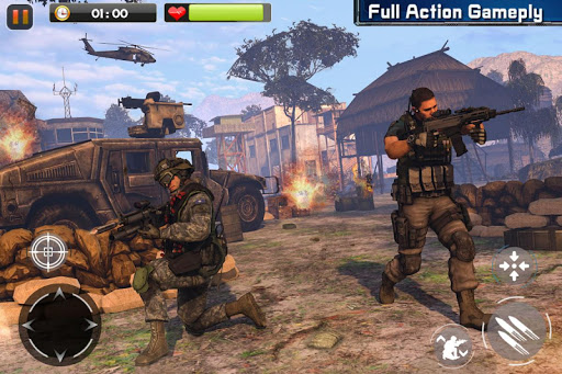 Real Commando Secret Mission 2.0.2 screenshots 14