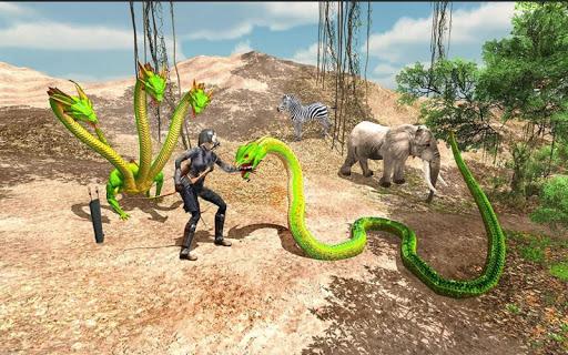 Hungry Snake Hunting - Expert Simulator 1.13 screenshots 2