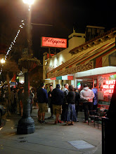 Photo: A popular pizza joint in the Little Italy district in San Diego