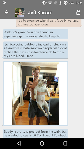 Boyfriend Plus Screenshot