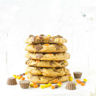 Reese's Peanut Butterscotch Pudding Cookies