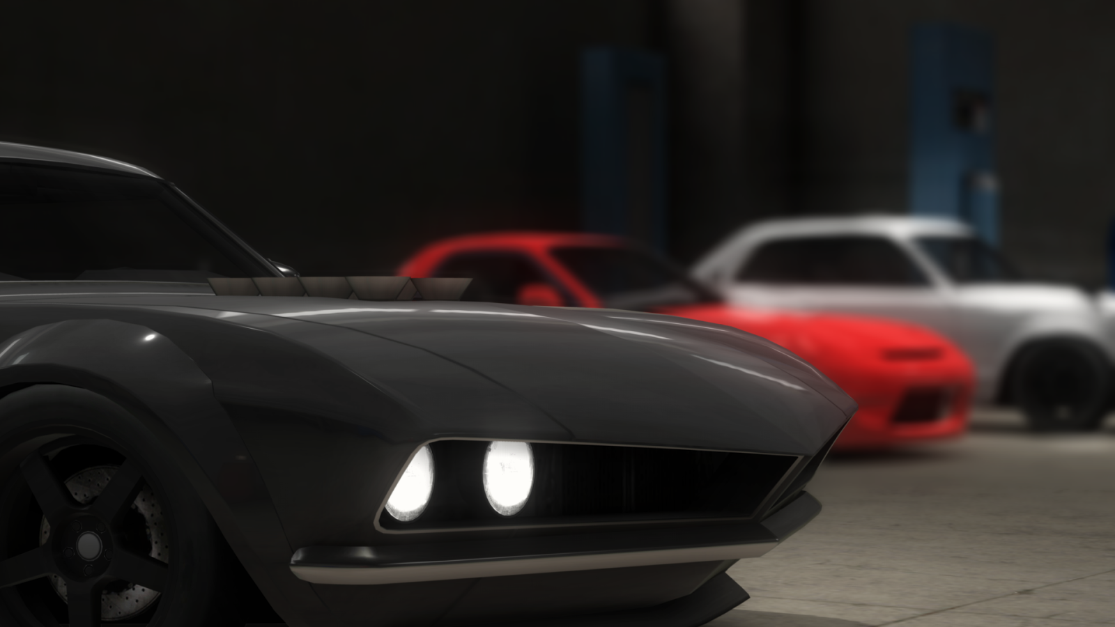 Redline: Drift- screenshot