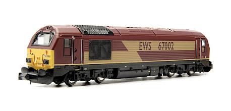 Photo: ND101H Class 67
