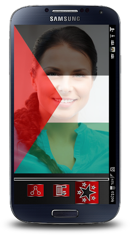 android Le drapeau palestinien Screenshot 2