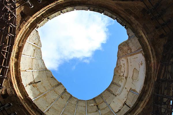 the music that pierces the dome di Gero