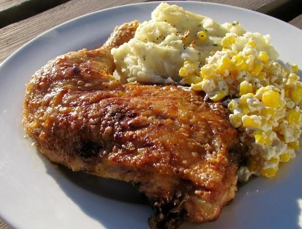 Honey-glazed Baked Chicken Quarters Recipe