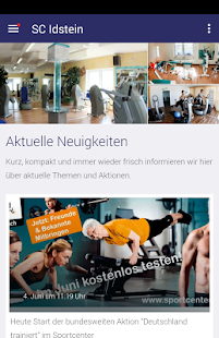 Sport Center Idstein- screenshot thumbnail