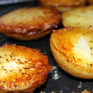 Parmesan Potatoes.
