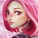 Girly Wallpapers Only for Girls icon