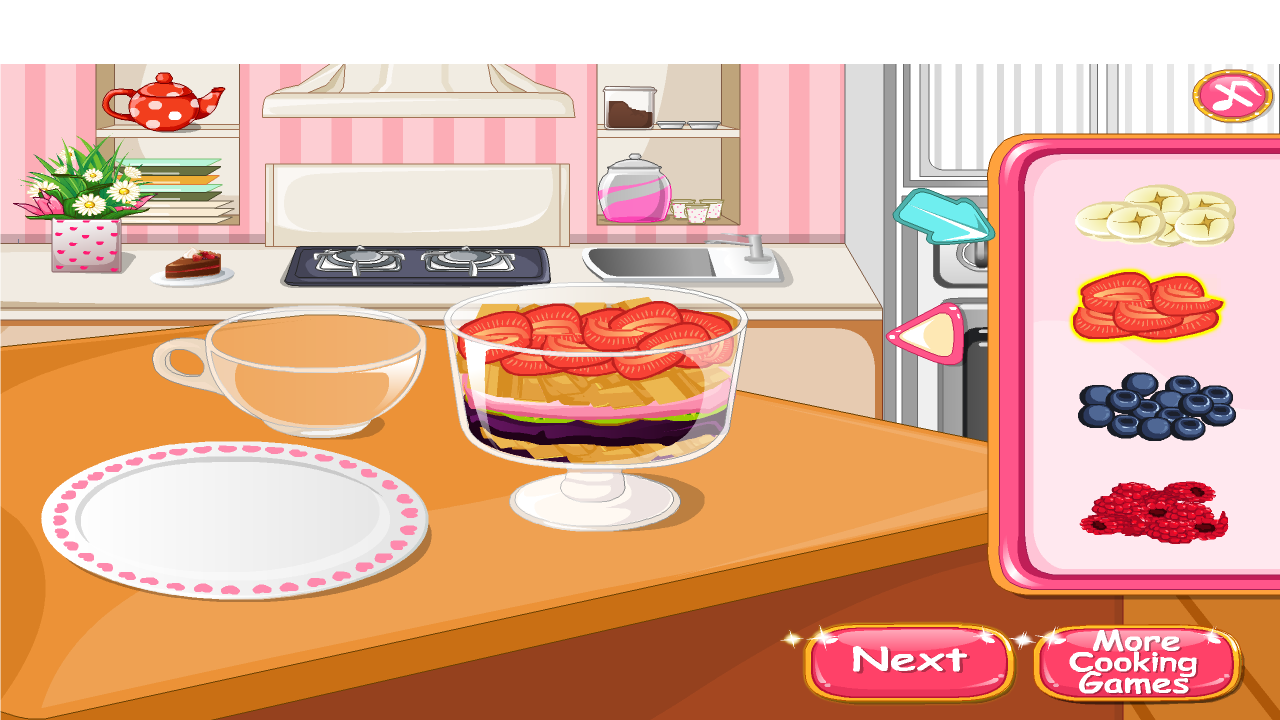 Play Cake Games Online For Free