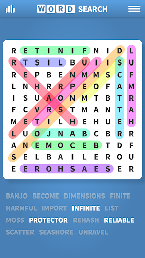 Word Search Puzzles 1.52 androidappsheaven.com 1