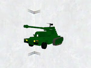 High Mobility Half Track