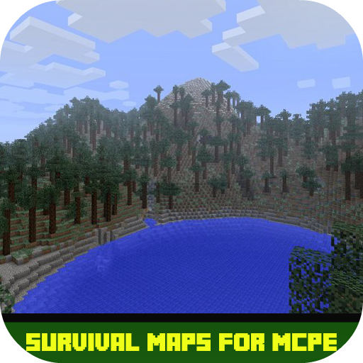 Survival Maps For MCPE
