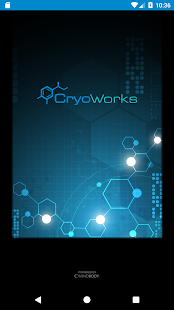 CryoWorks - náhled