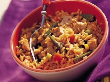 Early Bird Special Fried Rice Recipe