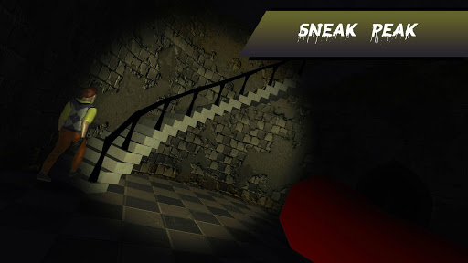 New Scary House :Neighbor Games Free 1.0.4 screenshots 4