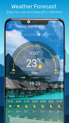 Live Weather Forecast - Accurate Weather 2020  screenshots 2