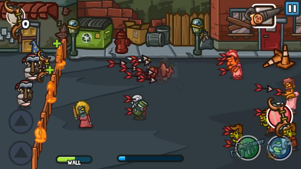 Zombie Guard- screenshot