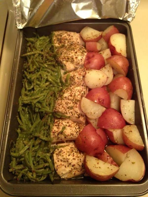 Italian Dressing Chicken Bake Recipe