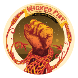 Logo of Revolution Wicked Fist
