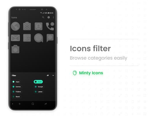 Minty Icons Pro screenshot 3