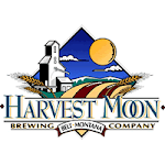 Logo for Harvest Moon Brewing Co.