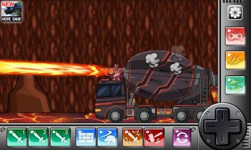 Combine! Dino Robot-MagmaSpino 1.2.1 screenshots 2