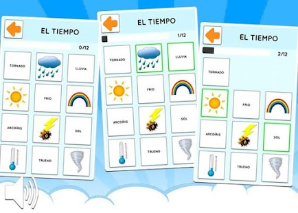 Learn Spanish free for beginners: kids and adults- screenshot thumbnail