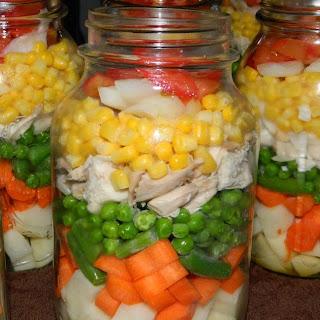 Chicken Soup Leg Quarters Recipes