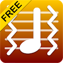 Vibrating Music (free) icon