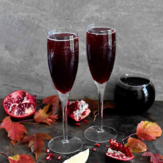 Cocktails With Pomegranate Juice Recipes