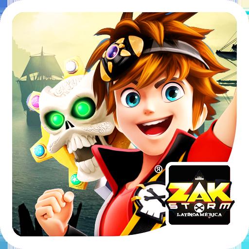 Super Zak Storm Dash (game)