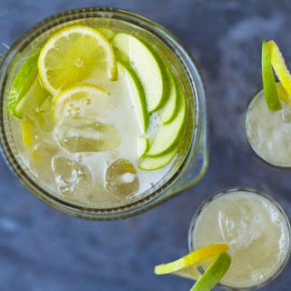 Green Punch With Alcohol Recipes