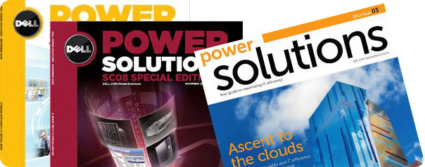 Photo: Dell Power Solutions: Media Sales & Management