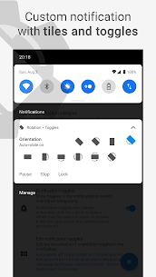 Rotation Pro Apk – Orientation Manager (Premium Unlocked) 5