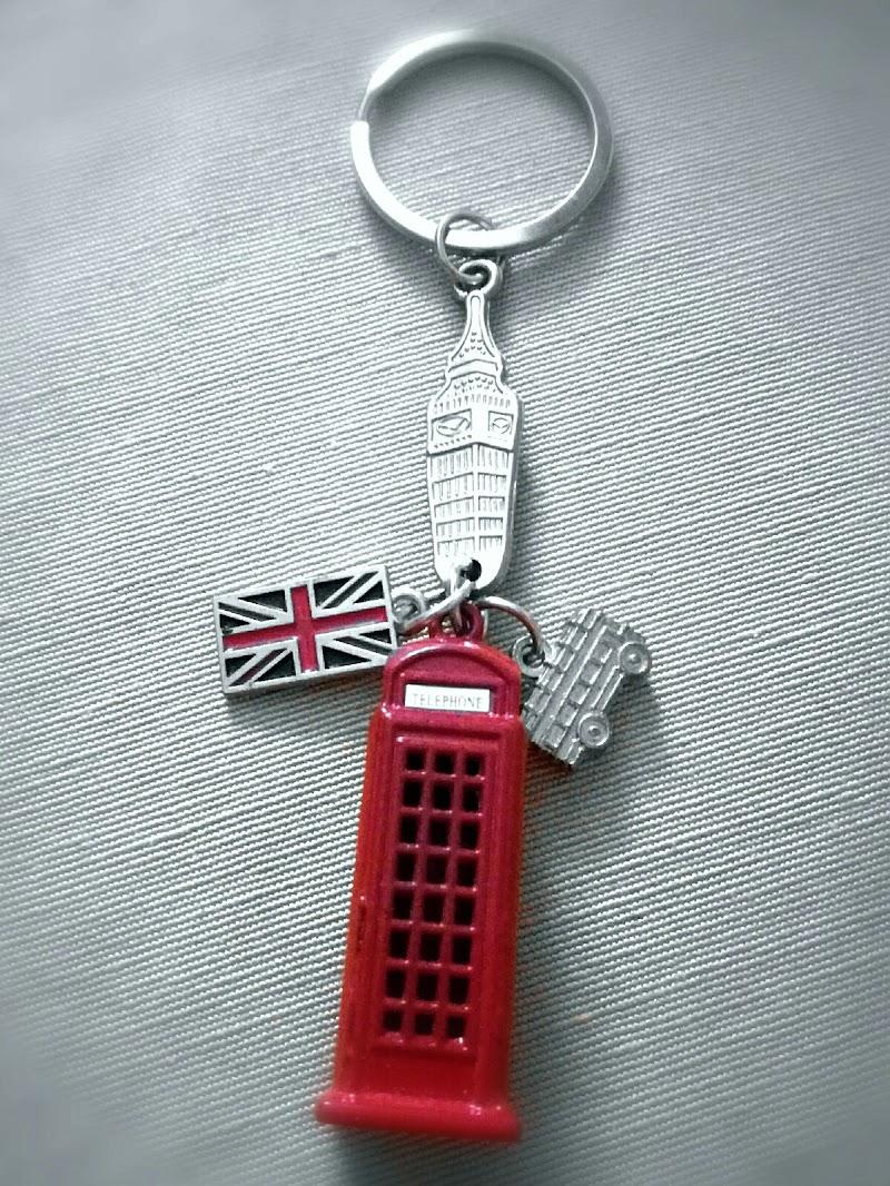 London Telephone di Meddiepel