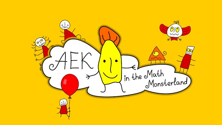 Aek in the Math Monsterland- screenshot thumbnail