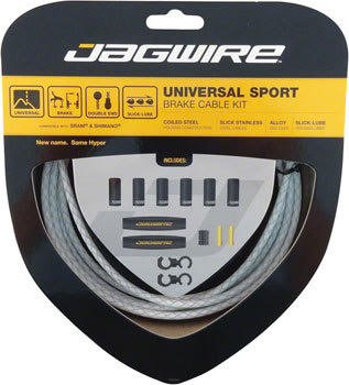 Jagwire Universal Sport Brake Kit alternate image 4