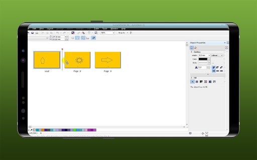 Learn Corel Draw : Free - 2019 screenshots 3