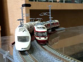 Photo: Bトレ連接車DCC自動運転化改良進む