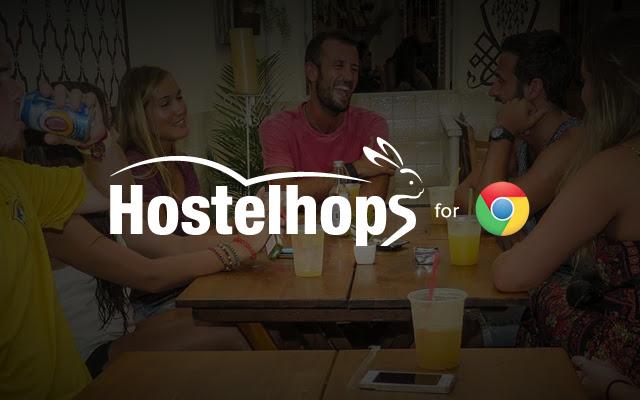 Hostelhops Reception App