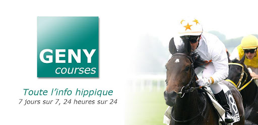 Geny Courses - Infos Turf – Applications sur Google Play