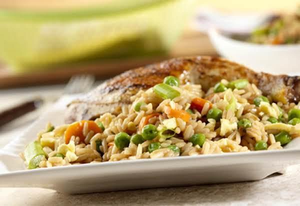 Asian Fried  Rice Recipe